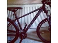 2x cube mountain bikes