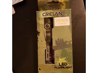 Professional LED torch