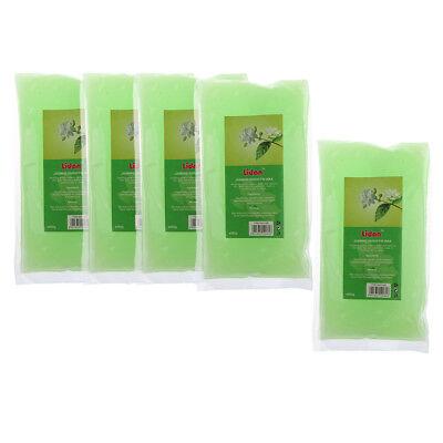 5 Packs Paraffin Wax Refill Hands Feet Thermal Liquid Bath Spa Moisturizing