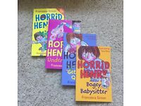 Horrid Henry Storybook Collection