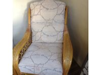 2 excellent condition conservatory chairs, very clean only £25 each