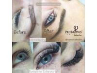 Eyebrow Microblading and Eyelashes - PhiBrow Certified Artist