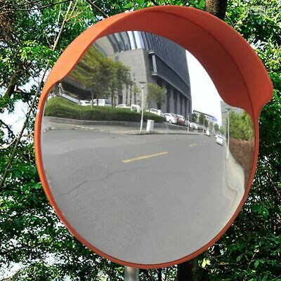 Outdoor Traffic Convex Mirror Safety Wide Angle Driveway Road Security 18