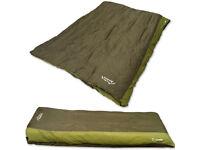 4 Season Double Sleeping Bag - Quad Layer Envelope - Brand New!!!!!!