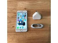IPhone 6s 64gb Silver Unlocked...!!!