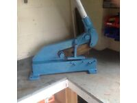 Heavy Duty Bench Guillotine