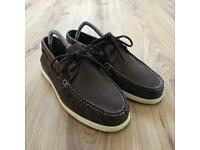 Kurt Geiger Leather Boat Shoes