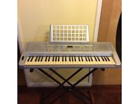 Keyboard -Acoustic Solutions MK 928 - 61 key professional performance electronic keyboard