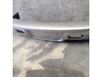 PT Cruiser Rear Bumper - Silver