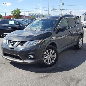 2016 Nissan Rogue SV AWD TOIT OUVRANT MAGS SIEGES CHAUFFANT CERT