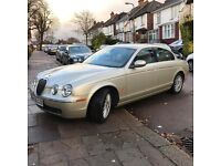 JAGUAR S TYPE SE 3.0/V6 - 2007 (56) PETROL, ONE OWNER / FULL SERVICE HISTORY