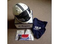 Arai Quantum St Pro Motorcycle Helmet (small)