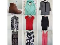 Womens Clothes and Boots