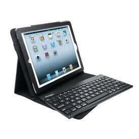 Kensington KeyFolio Pro 2 Folio Case and Removable Bluetooth Keyboard for iPad 4, iPad 3, iPad 2