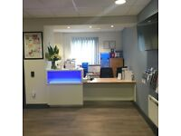 Treatment room to rent in private clinic