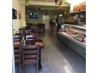RESTAURANT urgent for sale 45000£ in North Finchley London---20yr lease