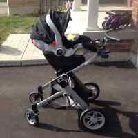 Graco Signature 3-1 Stroller FOR SALE - EXCELLENT CONDITINO!