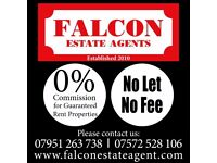 Landlords - Property Wanted | No Let - No Fee