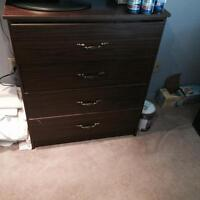 Free! 2 dressers, mirror and cabinet sewing machine