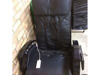 Ex display pedi spa chair used only for 1 week