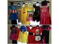 Costumes disney princess marvel etc