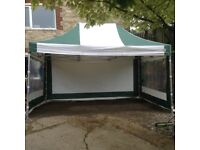Heavy Duty Market Stall/Gazebo/Pop Up Market Stall/Festival Stall/