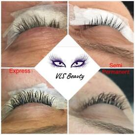 Express or SP individual lashes