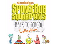 OFFICIAL SPONGEBOB COLLECTION - BACK TO SCHOOL 2017