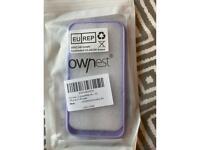 Purple iPhone 11 case