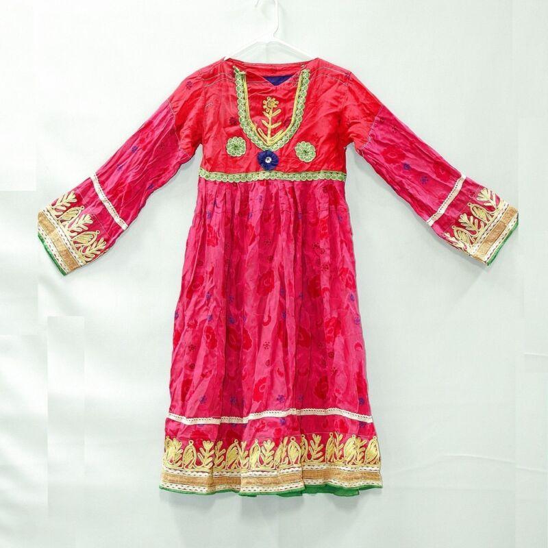 BellyDance Tribal DRESS Kuchi Afghan (sz 1) 782w5