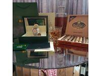 Ladies Rolex datejust watch box set