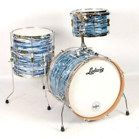 Ludwig Cavern Date Special Edition Drum Kit - **RARE**