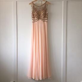 Angel Forever Prom occasion formal evening dress gown Size 6 - 8