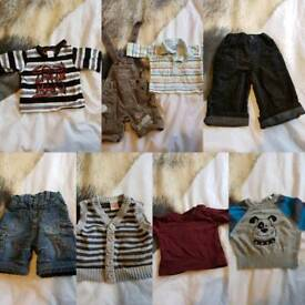 Boys tiny baby bundle