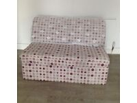 Double sofa bed in a good condition