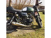 Hanway Blackcafe 125cc