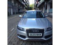 ( 59 plate) Audi A4 2.0 TDI SE Multitronic 4dr, Diesel,Automatic,Satellite navigation,Leather Seats