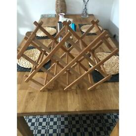 Wine rack - collection only