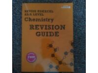 EDEXCEL CHEMISTRY REVISION GUIDE AS/A LEVEL. BRAND NEW! ONLY £13.00. WITH FREE ONLINE EDITION!