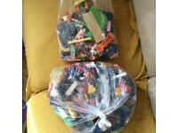 Large Lego bundle various pieces 2 bags 3/4 kilo in weight £40 no offers