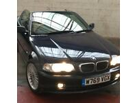 Bmw 323Ci 3 Series Convertible 2.5 Automatic - Spares Repairs