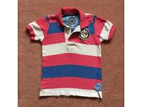 Joules Polo Shirt - age 4