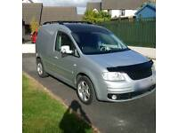 VW Caddy 1.9Tdi