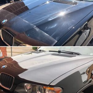 Ceramic coating NEVER WAX! Free sample coating !