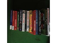 Sport and TV books