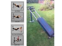 Total trainer flex pro Progressive resistance trainer