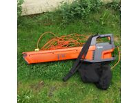 Flymo Garden Vac. Electric 3 in 1 All purpose garden vacuum cleaner, blower, jet. good condition.