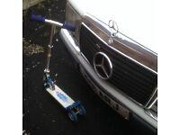 Breaking for spares Mercedes e 220e w124
