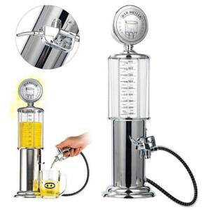 Gas Pump Liquor Dispenser Party Drink Holder Bar Kitchen Bottle Beer - BRAND NEW - FREE SHIPPING