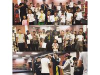 Community Kids Boxing Classes